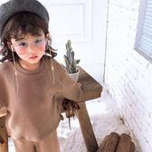 兒童太陽眼鏡墨鏡男女童寶寶眼睛鏈條防紫外線親子眼鏡【奇趣小屋】