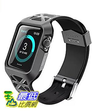 [美國直購] i-Blason (42mm) 黑色 Apple Watch 2 Case [Unity Series] 鏤空 手錶保護殼  _s12