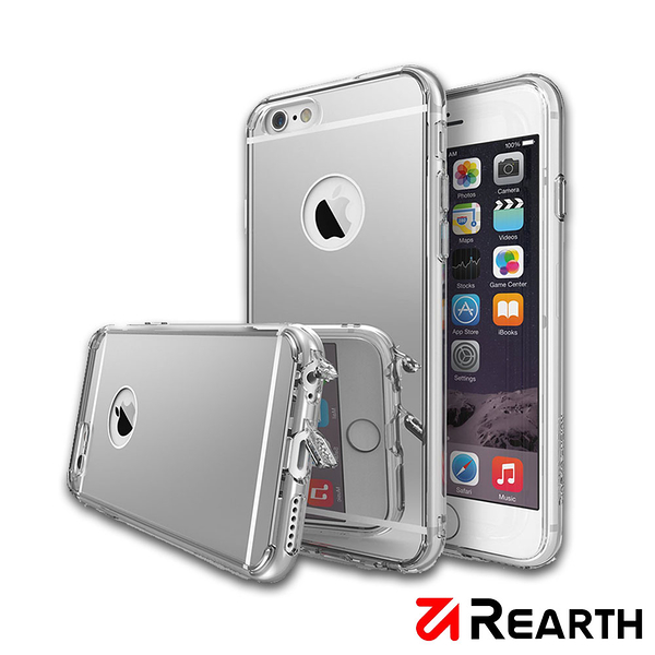 Rearth Apple iPhone 6/6s (Ringke Mirror) 鏡面保護殼
