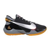 NIKE ZOOM FREAK 2 EP 男籃球鞋(免運 訓練 運動 字母哥≡排汗專家≡