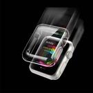 愛觸寶 蘋果series2/3/4/5/6/SE 通用 iwatch超薄蘋果手錶殼TPU軟殼 保護套矽膠透明超薄保護