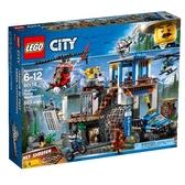 【LEGO 樂高 積木】LT-60174 City 城市 山區警察總部