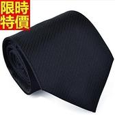 桑蠶絲領帶 男配件-韓版素面商務紳士手打領帶8色66ae38[巴黎精品]