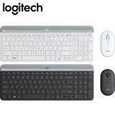 [富廉網]【Logitech】羅技 MK470 超薄 無線鍵鼠組