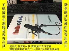 二手書博民逛書店Audio罕見in Media (SEVENTH EDITION