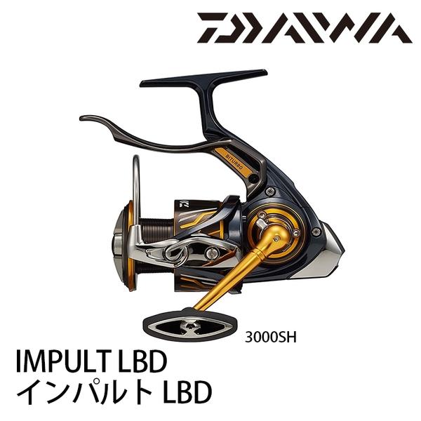 漁拓釣具 DAIWA 20 IMPULT 3000SH-LBD [手煞型捲線器]