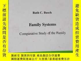 二手書博民逛書店family罕見systems:comparative stud