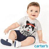 Carter's 台灣總代理 趣味小狗圖文上衣