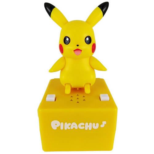 Pokemon GO 精靈寶可夢 踢踏舞-皮卡丘(不附電池)