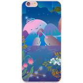 設計師版權【夜晚鯨魚】系列:TPU手機保護殼(iPhone、ASUS、LG、小米)
