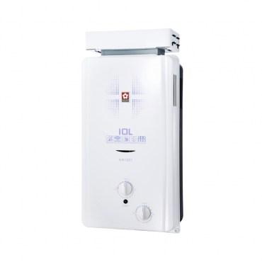 櫻花熱水器OFC屋外抗風10L天然GH1021N