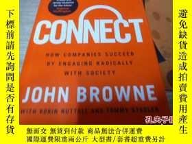 二手書博民逛書店Connect:罕見How Businesses That En