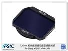 STC 720nm 紅外線通過內置型濾鏡架組 for Sony a7SIII/a7r4/a9II(公司貨)