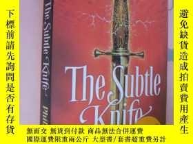 二手書博民逛書店The罕見Subtle Knife( )Y85718 Phili