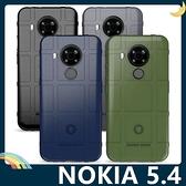 NOKIA 5.4 護盾保護套 軟殼 鎧甲盾牌 氣囊防摔 三防全包款 矽膠套 手機套 手機殼 諾基亞