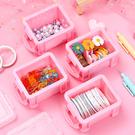 【BlueCat】粉色少女心 粉色收納盒 首飾盒 糖果盒
