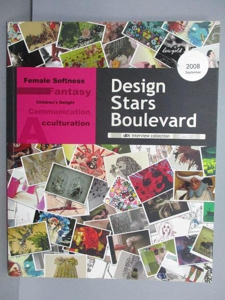 【書寶二手書T9/藝術_QMA】Design Stars Boulevard_Vol.02