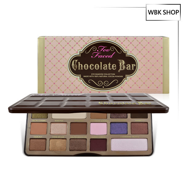 Too Faced 16色巧克力眼影盤-第一代 Chocolate Bar Eye Shadow Collection - WBK SHOP