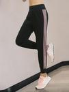 束腳運動褲女寬鬆速干春秋季褲子瑜伽長褲顯瘦休閒跑步收口健身褲 快速出貨