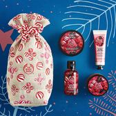 【THE BODY SHOP】莓果糖果麻袋禮盒
