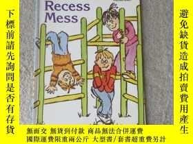 二手書博民逛書店The罕見Recess MessY21478 Grace Mac