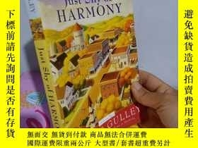 二手書博民逛書店實物拍照;Just罕見Shy of Harmony (Gulley, Philip)Y15389 Philip