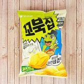 韓國 ORION 好麗友 烏龜玉米脆片 80g【櫻桃飾品】【28070】
