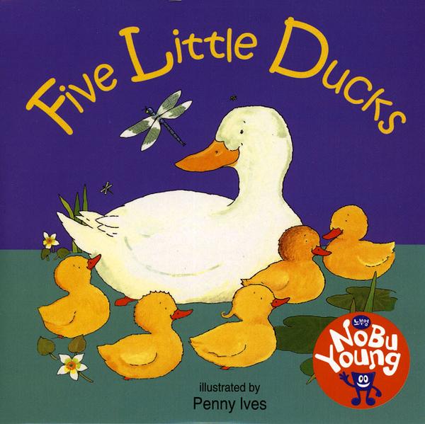 FIVE LITTLE DUCKS/CD