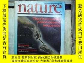 二手書博民逛書店NATURE罕見DECEMBER 1999大自然1999年12月