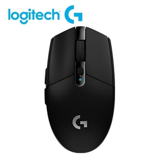 【logitech 羅技】G304 LIGHTSPEED 無線電競遊鼠 【贈束口防塵套】