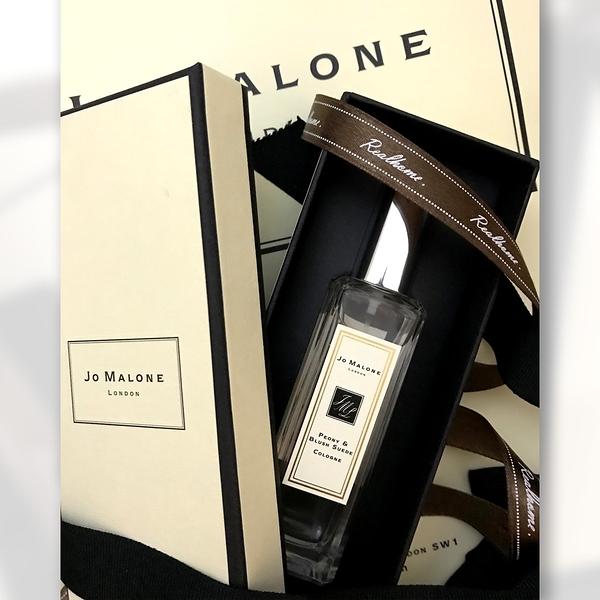 *禎的家*英國香水名牌 Jo MALONE 牡丹與胭紅麂絨 Peony & Blush Suede 30ML