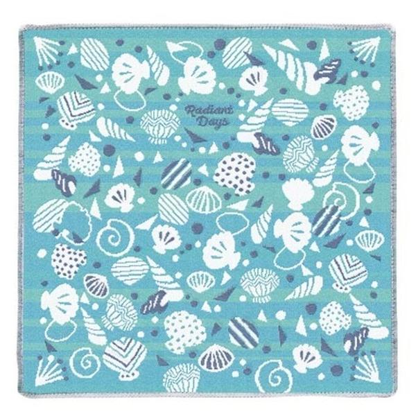 【日本製】【Pocchi】今治毛巾 Imabari Towel 三層紗布 手帕 Radiant Days SD-2169 - 日本製