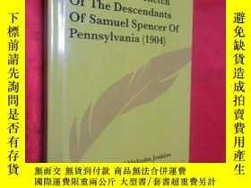 二手書博民逛書店Genealogical罕見Sketch of the Desc