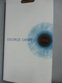 【書寶二手書T8/原文小說_LLR】1984_George Orwell