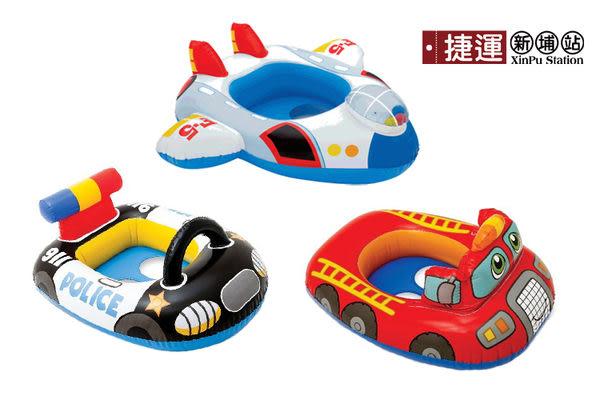 INTEX 59586嬰幼兒造型游泳座圈