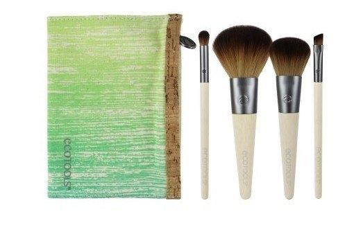 【愛來客 】美國直送新款EcoTools Five Piece Travel Set 1213# 5件化妝刷具組