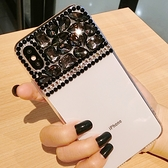 IPhone12 iPhone11 Pro Max 12mini SE2 XS Max IX XR i8 i7 Plus i6S 蘋果手機殼 水鑽殼 客製 手做 貴氣黑鑽殼
