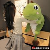 玩偶男孩女生抱枕可愛毛絨玩具公仔布娃娃男生版【探索者戶外生活館】