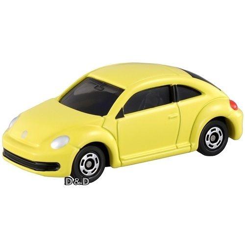 《TOMICA火柴盒小汽車 》TM033 福斯 BEETLE    /   JOYBUS玩具百貨