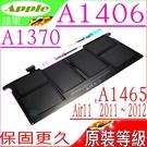 """蘋果 A1406 電池(原裝等級)-APPLE Air 11吋,Air 11"""",MC968LL,MD214LL,BH302LL,MD223LL,MD845LL,Air 5.1"""