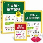 簡單學活用一輩子圖解日語基本架構(從50音到基礎必備單字.會話.句型.文法初級日文這本就通)
