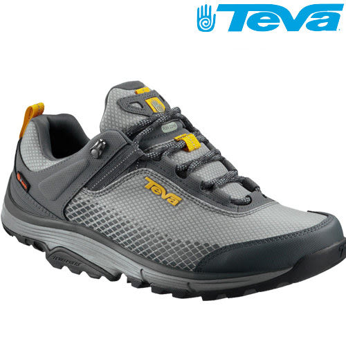 TEVA《男款》 Surge eVent S 都會休旅款防水健走登山鞋 - 灰