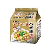 韓國 KORMOSA 人蔘雞湯麵(110gx4包)【小三美日】