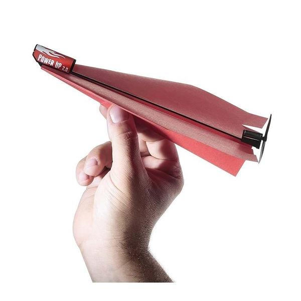 POWERUP 紙飛機 電動飛行套組 Electric Motor for DIY Paper Planes [9美國直購]