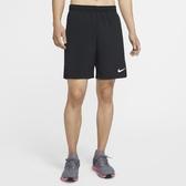 NIKE服飾系列-FLX SHORT WOVEN 3.0 男款黑色運動短褲-NO.CU4946010