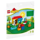 樂高積木 LEGO《 LT2304 》Duplo 綠色大底板╭★ JOYBUS玩具百貨
