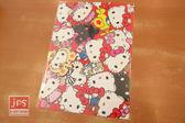 Hello Kitty 凱蒂貓 學童墊板 滿版 紅 957533