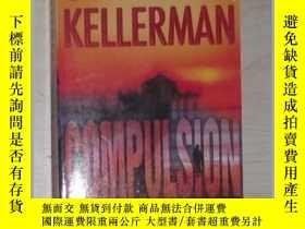 二手書博民逛書店英文原版罕見Compulsion by Jonathan Kel