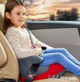 兒童安全座椅增高墊兒童汽車3-12歲便攜式座椅通用車型igo   瑪奇哈朵