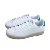adidas ADVANTAGE 運動鞋 網球鞋 白/綠 男鞋 FY9679 no906